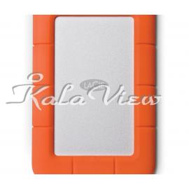هارد اکسترنال لوازم جانبی Lacie Rugged Mini 500GB
