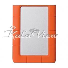 هارد اکسترنال لوازم جانبی Lacie Rugged Mini USB 3 0 2TB