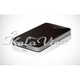 هارد اکسترنال لوازم جانبی Pqi H567L USB 2 0 500GB