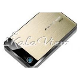 هارد اکسترنال لوازم جانبی سیلیکون Power Portable Armor A50 640GB