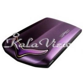 هارد اکسترنال لوازم جانبی سیلیکون Power Portable Stream S20 750GB