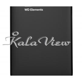 هارد اکسترنال لوازم جانبی وسترن Elements 500GB