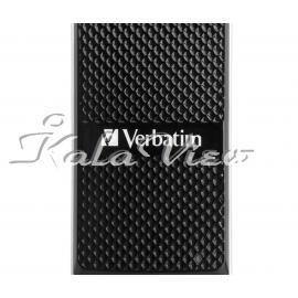 اس اس دی اکسترنال لوازم جانبی Verbatim VX450 47681   256GB