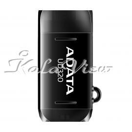 فلش مموری لوازم جانبی Adata Dash Durable UD320 OTG  16GB