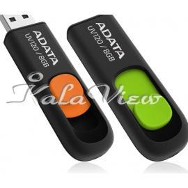 فلش مموری لوازم جانبی Adata Dash UV120 USB  8GB