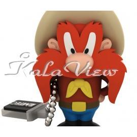 فلش مموری لوازم جانبی Emtec Yosemite Sam L106 USB 2 0  8GB