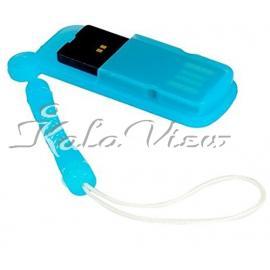فلش مموری لوازم جانبی کینگ مکس Super Stick Mini USB 2 0  16GB