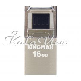 فلش مموری لوازم جانبی کینگ مکس PJ 02 OTG  16GB