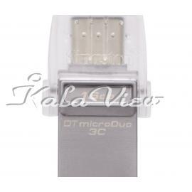 فلش مموری لوازم جانبی کینگستون DTDUO3C  16GB