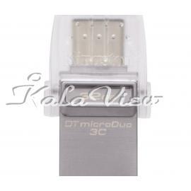 فلش مموری لوازم جانبی کینگستون DTDUO3C  32GB