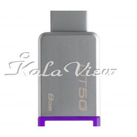 فلش مموری لوازم جانبی کینگستون DataTraveler 50  8GB