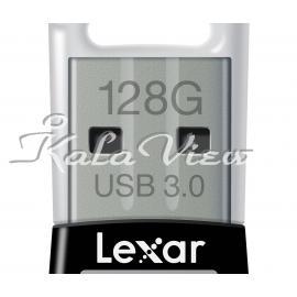 فلش مموری لوازم جانبی Lexar Jump S45 128GB