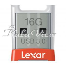 فلش مموری لوازم جانبی Lexar Jump S45 16GB