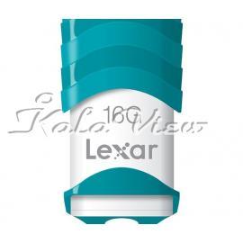 فلش مموری لوازم جانبی Lexar Jump V30  16GB