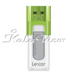 فلش مموری لوازم جانبی Lexar Jump V10  32GB