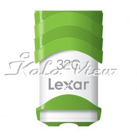 فلش مموری لوازم جانبی Lexar Jump V30  32GB