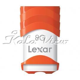 فلش مموری لوازم جانبی Lexar Jump V30  8GB