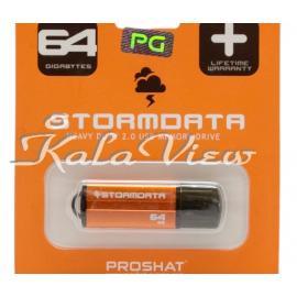 فلش مموری لوازم جانبی فیلیپس Proshat Stormdata USB 2 0  64GB