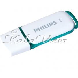 فلش مموری لوازم جانبی فیلیپس Snow Edition  8GB