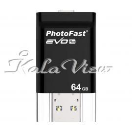 فلش مموری 64GB Lightning micro USB
