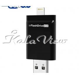 فلش مموری لوازم جانبی Photofast i Flash Evo USB 3 0 and Lightning  8GB