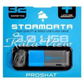 فلش مموری لوازم جانبی Proshat Stormdata USB 3 0  32GB