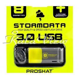 فلش مموری لوازم جانبی Proshat Stormdata USB 3 0  8GB