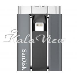 فلش مموری 128GB Lightning USB 2.0
