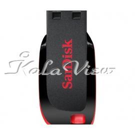 فلش مموری لوازم جانبی سن دیسک Cruzer Blade CZ50 USB 2 0  64GB