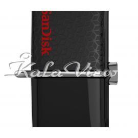 فلش مموری لوازم جانبی سن دیسک Ultra Dual USB 3 0  64GB
