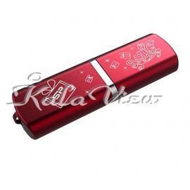 فلش مموری لوازم جانبی سیلیکون Power Luxmini 720 Limited Edition USB 2 0  16GB