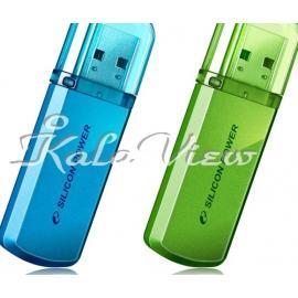 فلش مموری لوازم جانبی سیلیکون Power Helios 101 USB 2 0  8GB
