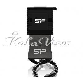 فلش مموری لوازم جانبی سیلیکون Power Touch T01 Mobile USB 2 0 With OTG Adapter  8GB