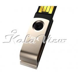 فلش مموری لوازم جانبی سیلیکون Power Touch T825  32GB