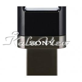 فلش مموری لوازم جانبی سونی Micro Vault USM SA1 USB 2 0 and OTG  16GB
