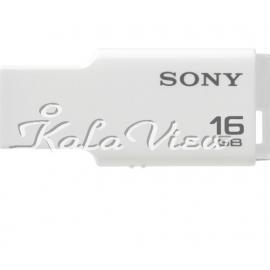 فلش مموری لوازم جانبی سونی Micro Vault USM M USB 2 0  16GB