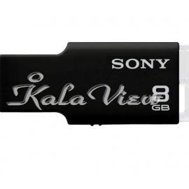 فلش مموری لوازم جانبی سونی Micro Vault USM M USB 2 0  8GB