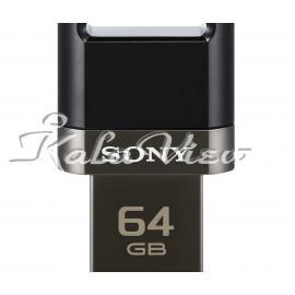 فلش مموری لوازم جانبی سونی Micro Vault USM SA3  64GB