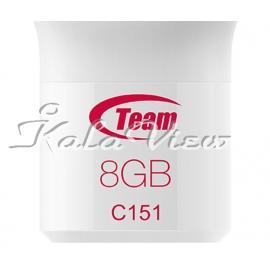 فلش مموری لوازم جانبی Team Group C151  8GB