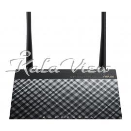 مودم و روتر شبکه ایسوس Adsl2 Plus Dsl N14u B1 Wireless N300