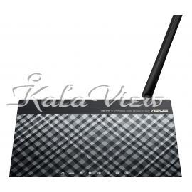مودم و روتر شبکه ایسوس DSL N10 C1 Wireless N150 ADSL