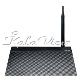 مودم و روتر شبکه ایسوس DSL N10E Wireless N150 ADSL