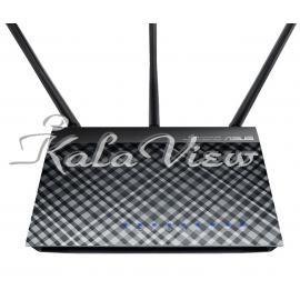 مودم و روتر شبکه ایسوس DSL N55U D1 N600 Wireless