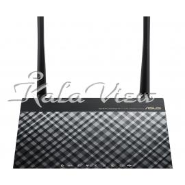مودم و روتر شبکه ایسوس Dsl N14u Wireless N300 Adsl2+