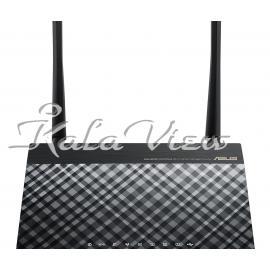 مودم و روتر شبکه ایسوس N14U C1 Wireless N300 ADSL2+