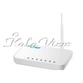 مودم و روتر شبکه Cnet CAR 970 Wireless N 4 Port ADSL2 2+