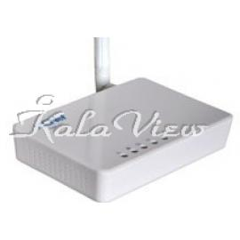 مودم و روتر شبکه Cnet CAR 971 Wireless N Router ADSL2+ Modem