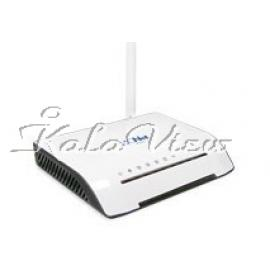 مودم و روتر شبکه Cnet CAR 974 Wireless N Router ADSL2+ Modem