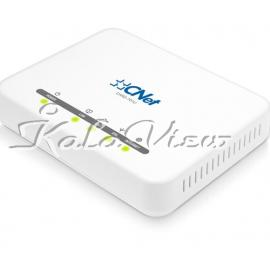 مودم و روتر شبکه Cnet CAR2 701U Combo Port ADSL2+ Wired