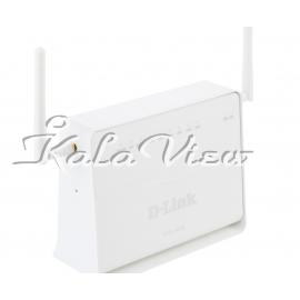 مودم و روتر شبکه D link D Link Dsl 224 Vdsl2 And Adsl2 Plus N300 Wireless Router